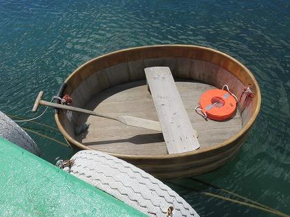 たらい舟 (1)
