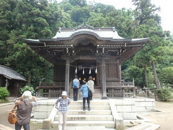 御霊神社 3