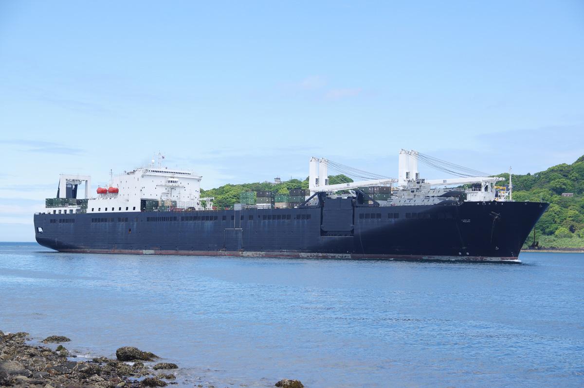 西海艦船写真館 2017年06月