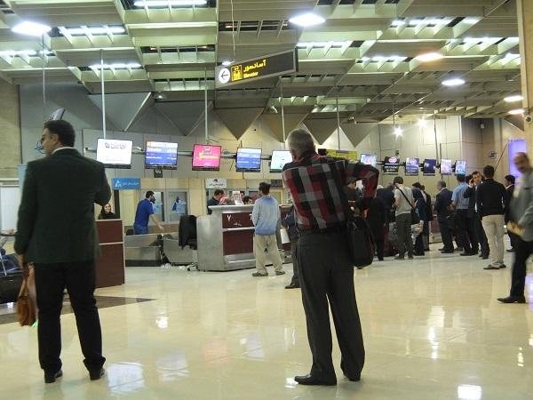 イラン空港