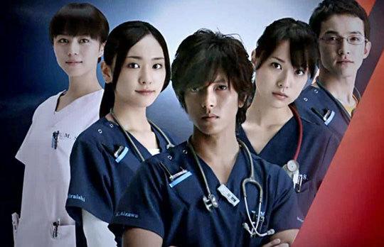 「コード・ブルー」再放送中で毎日感動!月9で7年ぶりの続編で奇跡の再集結!!