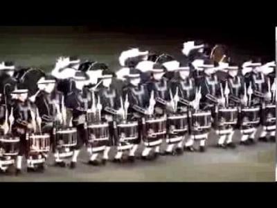 【感動!】スイスのマーチングバンドのレベルがハンパない!