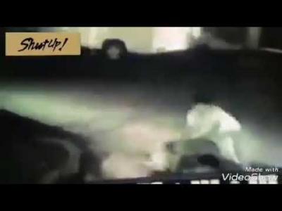 【衝撃!】酔った2人が警官を襲って射殺・・・しかたないよ