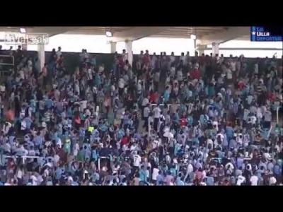 【衝撃!】アルゼンチンでファンがファンを殺す衝撃映像!(観覧注意!)