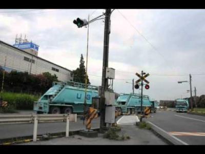 【いいね!】日本珍百景の1つ!線路が無いのに踏切???