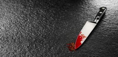 【衝撃!】妻を寝取られた・・・・・ナイフで斬殺!(観覧注意!)