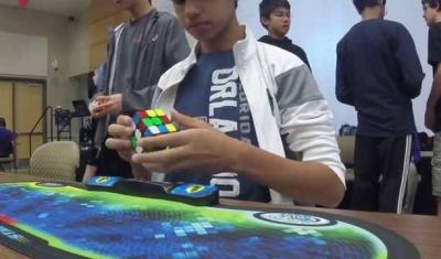 【スゴイ!】15歳少年が世界記録を塗り替えた瞬間!