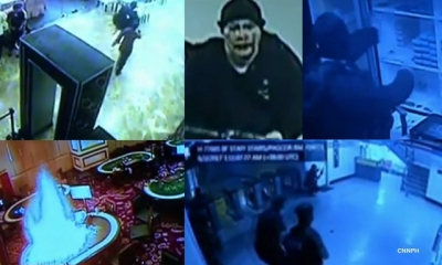 【衝撃!】フィリピン・カジノ襲撃事件の最初から最後まで!衝撃映像!