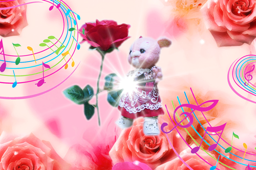 薔薇の力B