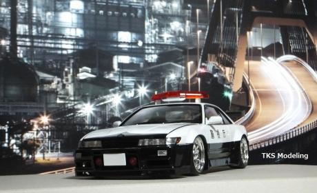 S13パトカー (2)