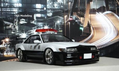 S13パトカー (5)