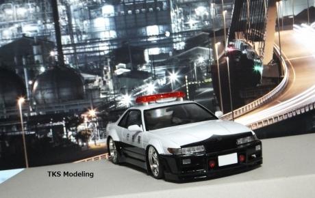 S13パトカー (8)