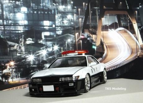 S13パトカー (3)