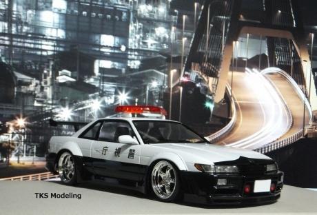 S13パトカー (7)