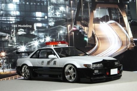 S13パトカー (6)