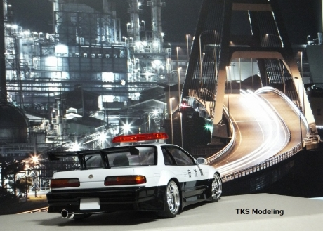 S13パトカー (12)