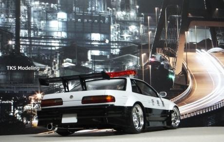 S13パトカー (11)
