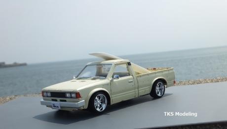 ダットサン720トラック (6)