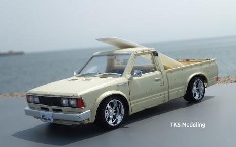 ダットサン720トラック (5)