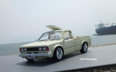 ダットサン720トラック (8)