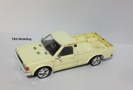 ダットサン720トラック (15)