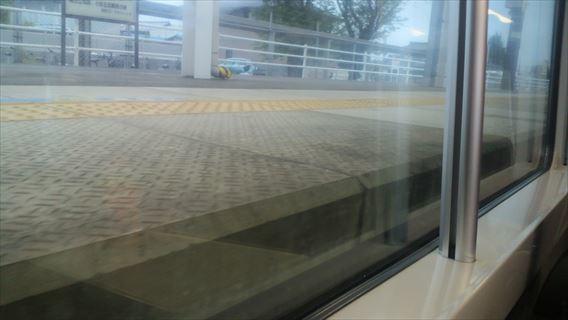 グリーン車車窓