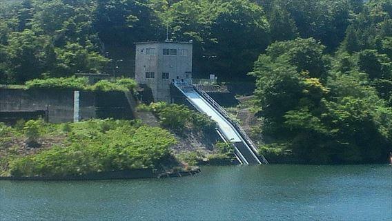都田川ダム取水設備