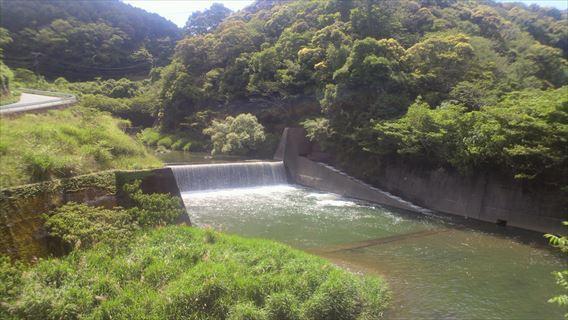 都田川魚道