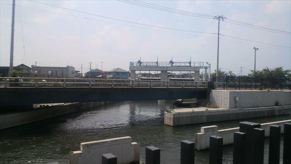 忍川分水路