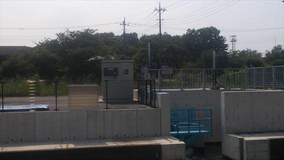 武蔵水路小水力発電所