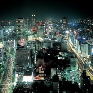 燦大阪キタ夜景