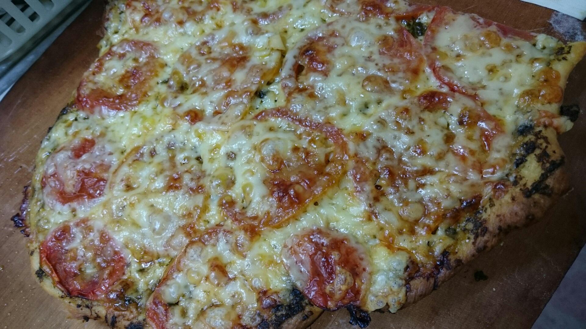 手作りピザ2
