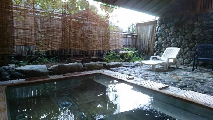 ゆの森温泉