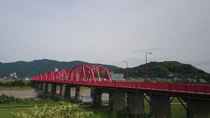 四万十川 赤鉄橋