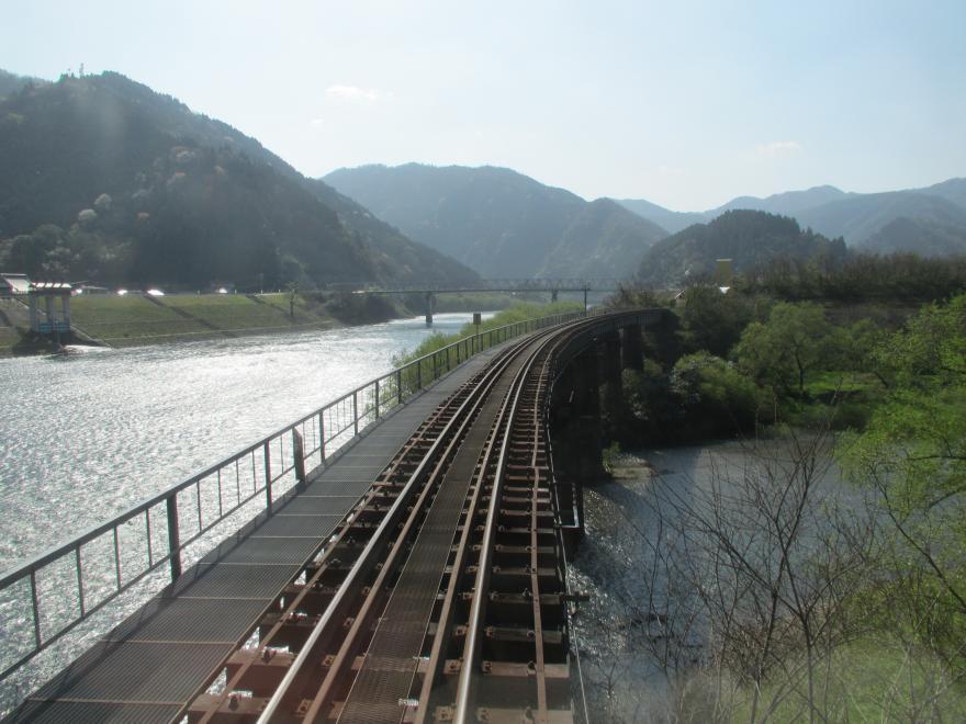 三江線16