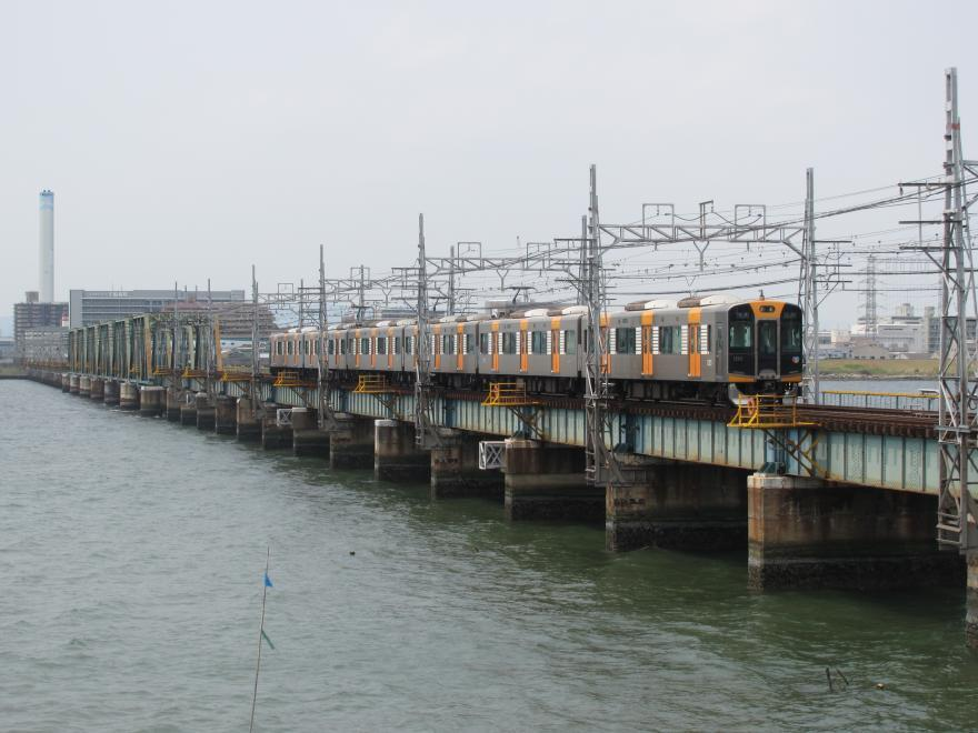 淀川橋梁6