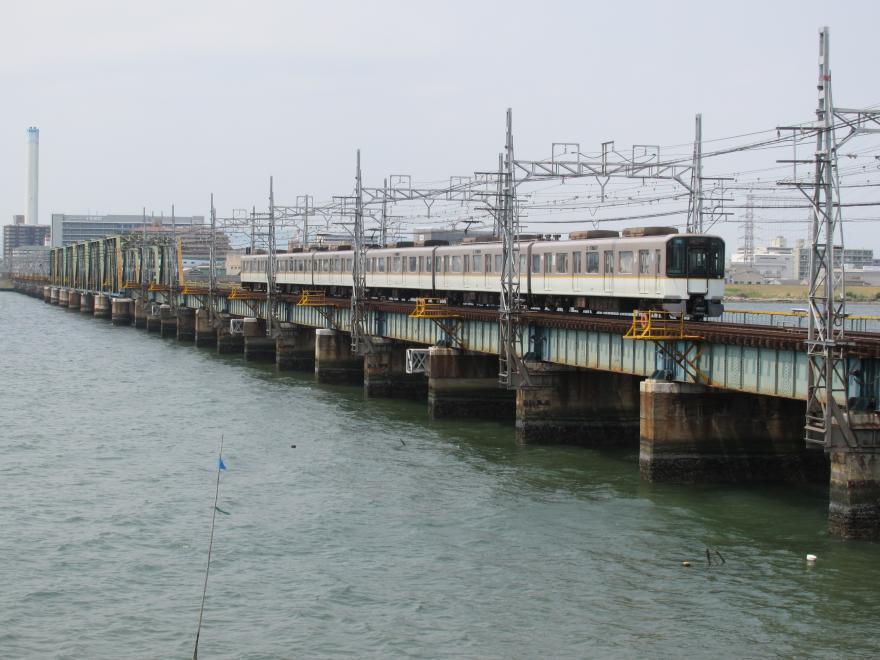 淀川橋梁5