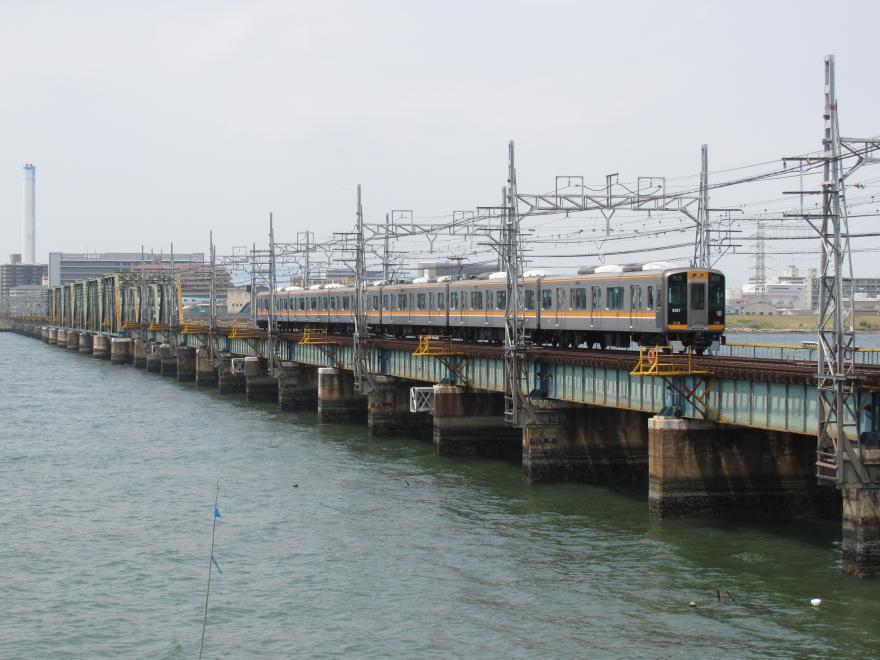淀川橋梁4