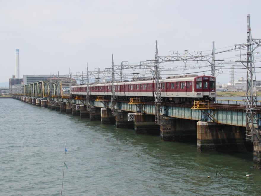 淀川橋梁3