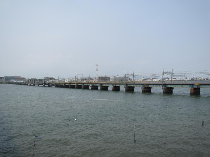 淀川橋梁1