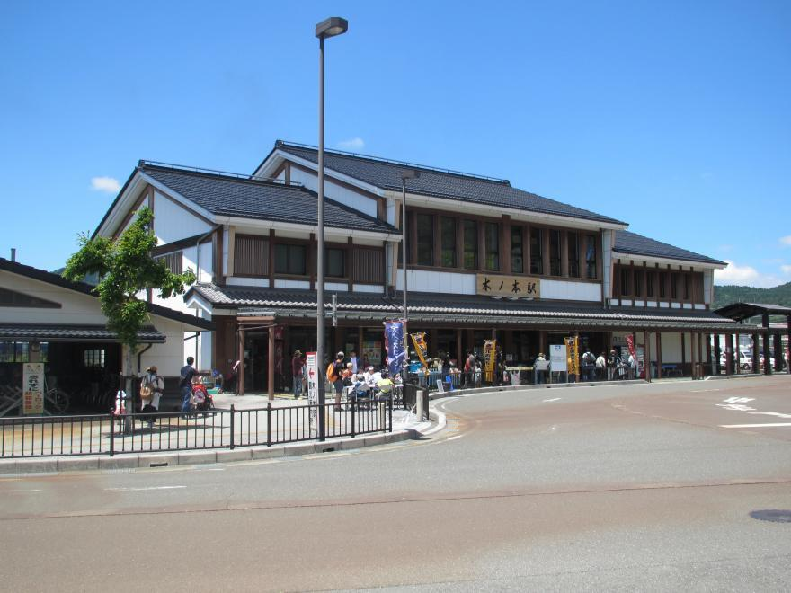 木ノ本駅1