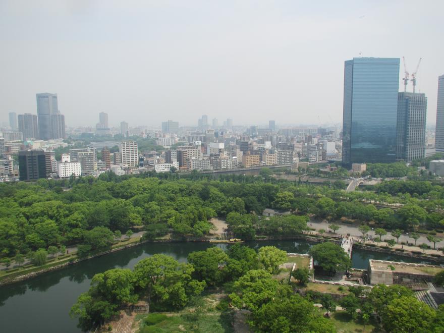 大阪城天守閣7
