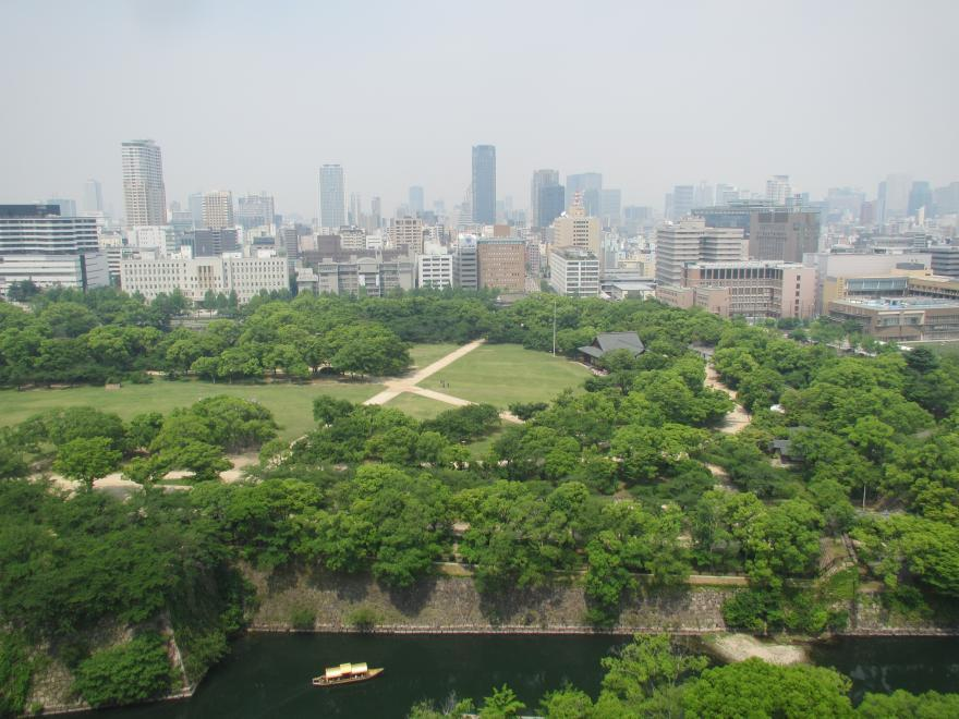 大阪城天守閣5