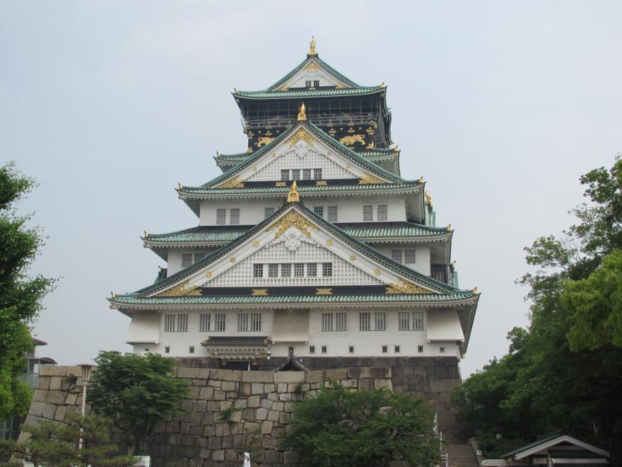 大阪城天守閣1