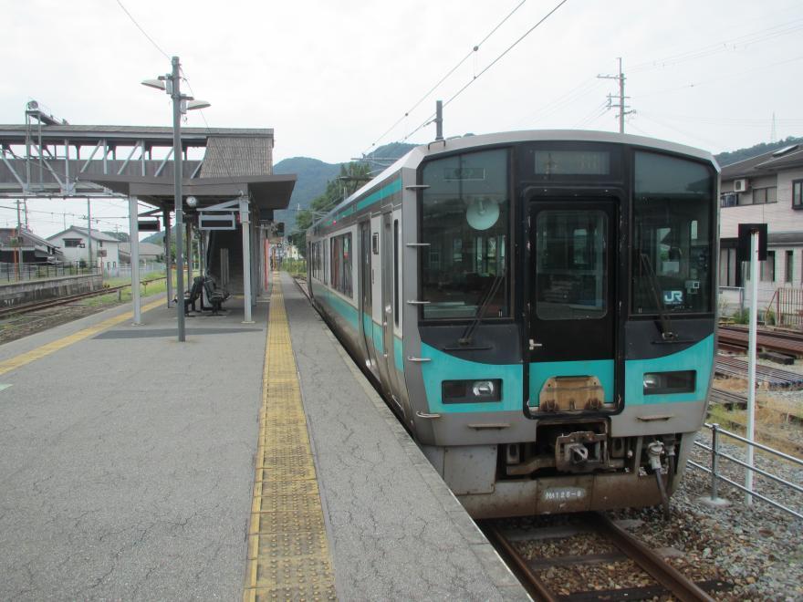 西脇市駅2