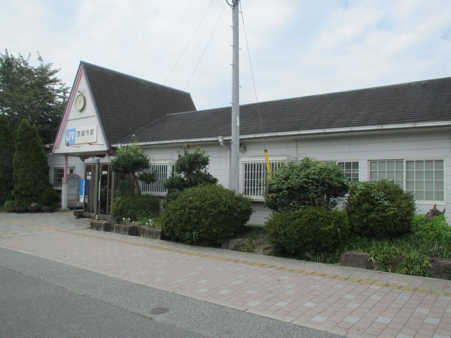 西脇市駅1