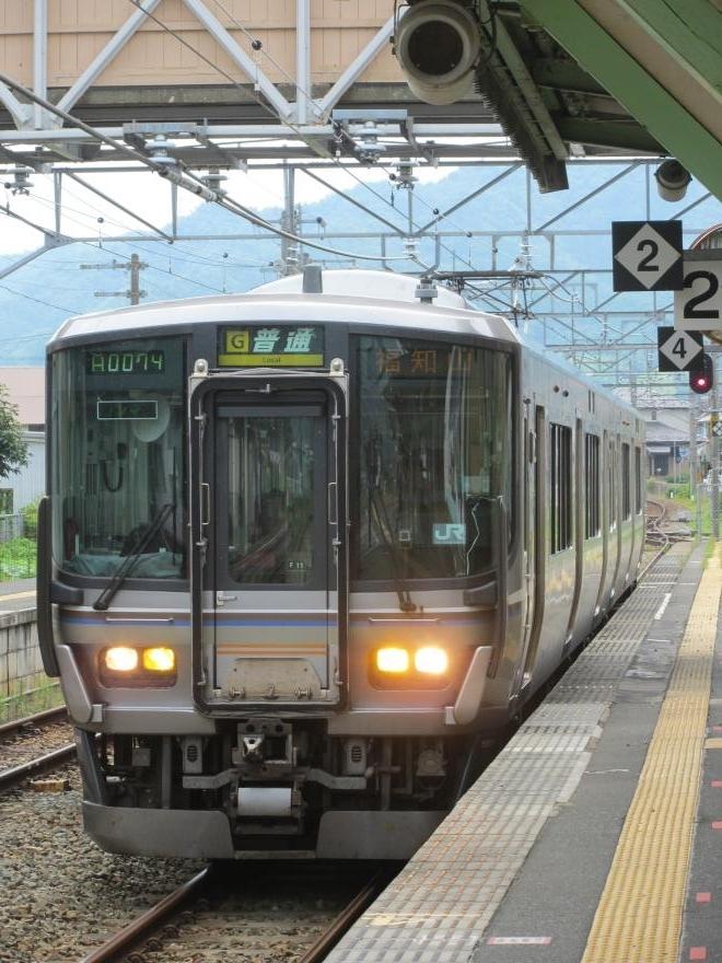 福知山線3