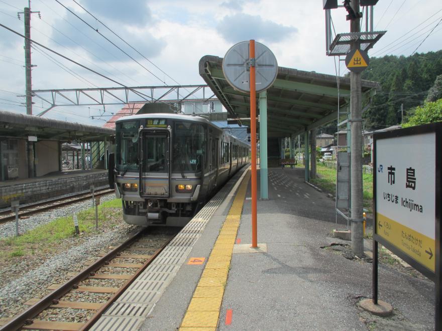 福知山線4