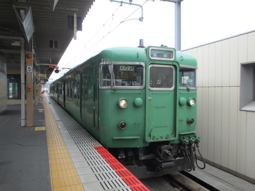 福知山駅5