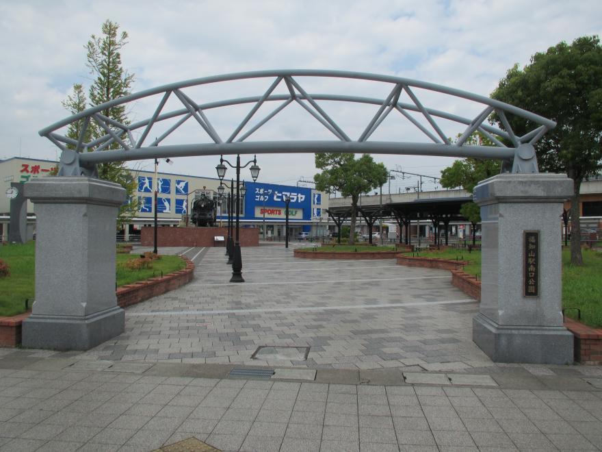 福知山駅2